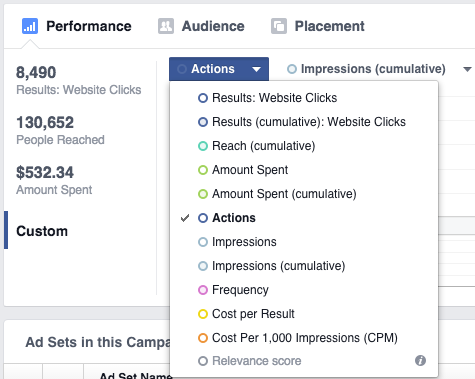 facebook-ads-manager-results